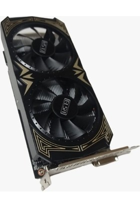 Elsa Thunder Nvidia Geforce GTX1050TI 4gb 128BIT Ddr5 DX12 Pcı-E 3.0 Ekran KARTI(ELSTHNDR-GTX4128)