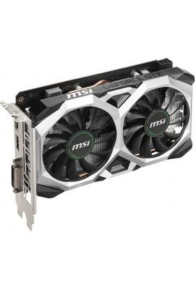 MSI GeForce GTX 1650 D6 VENTUS XS OCV2 4GB 128Bit GDDR6 PCI-Express x16 Ekran Kartı (GTX 1650 D6 VENTUS XS OCV2)
