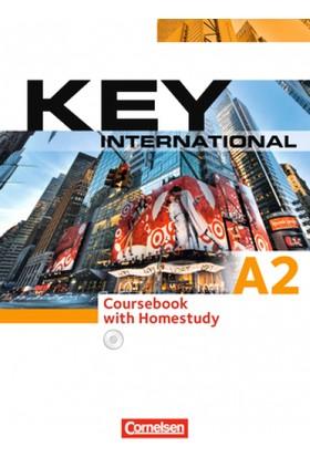 Cornelsen Yayınları Key International A2 Coursebook With Homestudy + CD