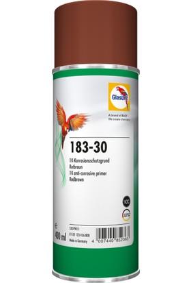 Glasurit 183-70 Sprey Anti Korozyon Astarı Kızıl Kahve 400 ml