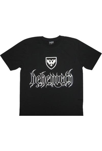 Orijin Behemoth Siyah Erkek Tişört(4)