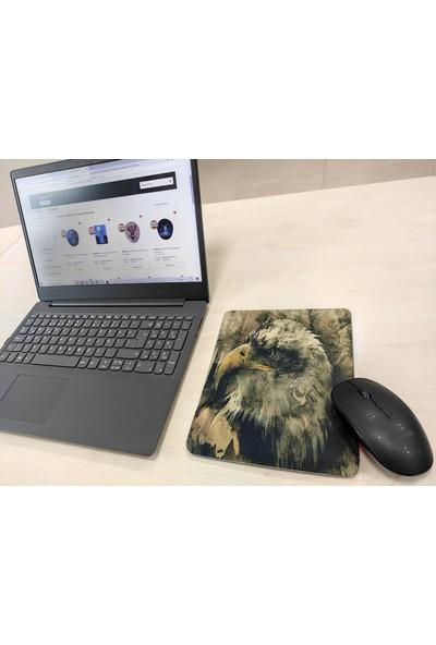 Vizyon Kartal Desenli Bilek Destekli Mousepad