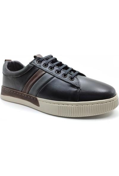 Artmen Plus Serisi Deri Erkek Siyah Günlük Ayakkabı 1051130