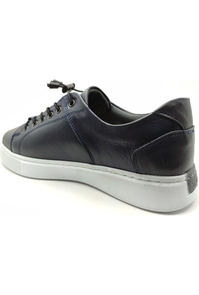 Artmen Plus Serisi Deri Erkek Lacivert Günlük Ayakkabı 1051220