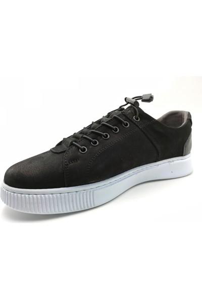 Artmen Plus Serisi Nubuk Deri Erkek Siyah Günlük Ayakkabı 1051220