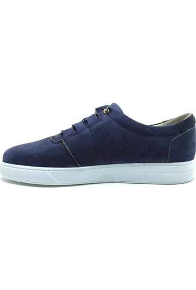 Artmen Nubuk Deri Lacivert Erkek Günlük Ayakkabı 1030129