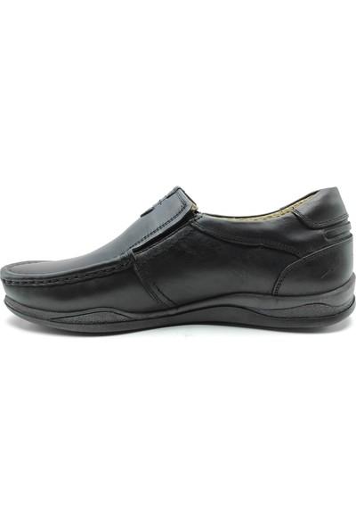 Artmen Deri Siyah Erkek Günlük Ayakkabı 1030220