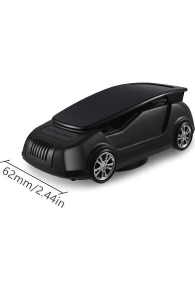 Blupple Araba Şekilli Oto Telefon Tutucu Vantuzlu 360 Derece Dönerli Siyah