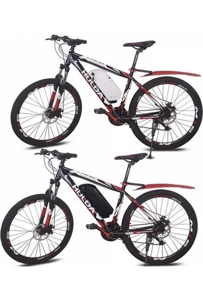 Tongsheng TSDZ2 Mid Drive Elektrikli Bisiklet Dönüşüm Kiti (36v 250w)+Suluk Tipi Batarya 36v 17.5ah