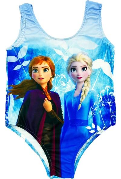 Brawl Stars Frozen Elsa Kız Çocuk Mayo