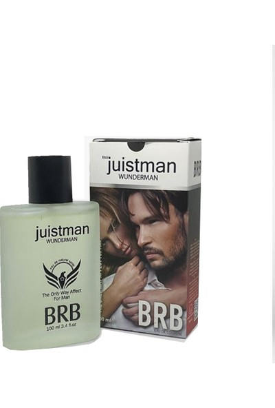 Juistman Wunderman Erkek Parfümü Brb