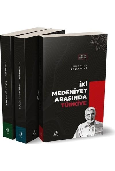 Süleyman Arslantaş Bütün Eserleri (3'lü Set)