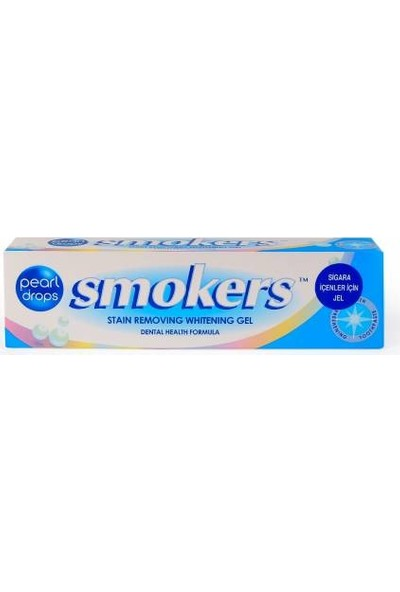 Pearl Drops Smokers Diş Macunu 50 ml