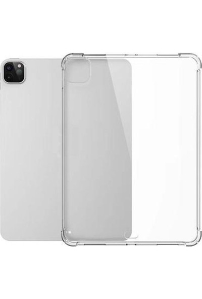 "Mopal Samsung Galaxy Tab A T290/T295 8.0"" Şeffaf Silikon Kılıf"