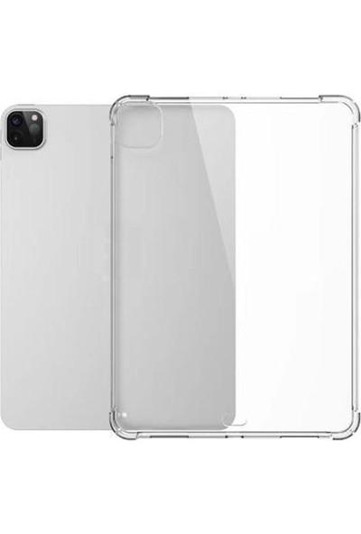 "Mopal Samsung Galaxy Tab S6 Lite P615-2020 10.4"" Şeffaf Silikon Kılıf"