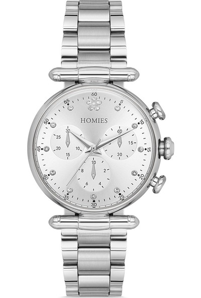 Homies HM16134S07-SSS Kadın Kol Saati