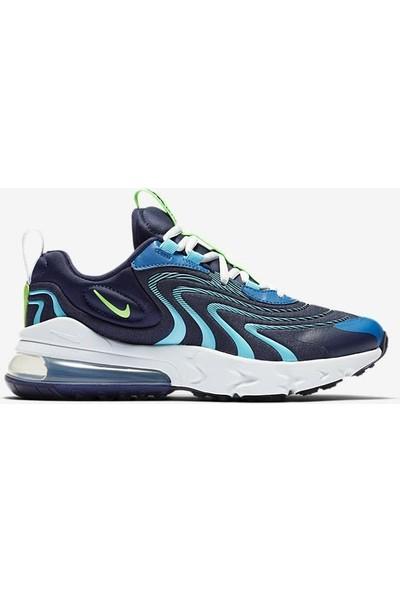Nike Air Max 270 React CD6870-400 Kadın Spor Ayak