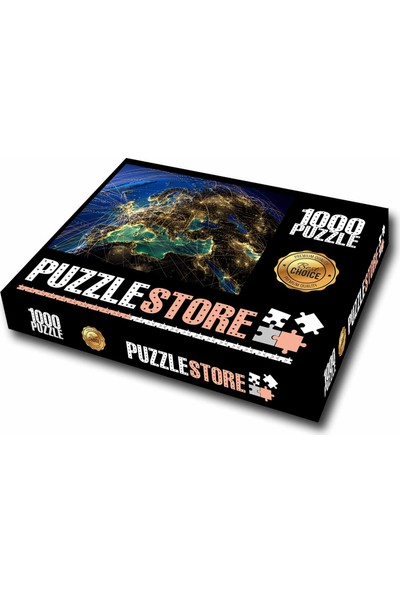 Puzzle Store Inovation Earth
