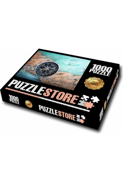 Puzzle Store Pusula Compass