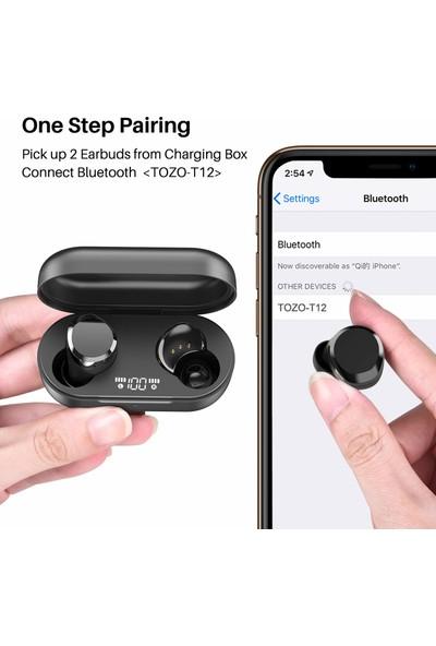 Tozo T12 Wireless Kulak İçi Kulaklık (Yurt Dışından)