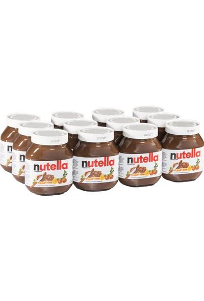 Nutella 750 gr 12'li Paket
