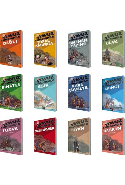 Genç Nesil Yayınları Gençlik Romanları Seti 12 Kitap Yavuz Bahadıroğlu
