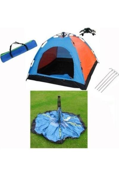 Trend Maison 4 Kişilik Tam Otomatik Kamp Çadırı 200X200X140