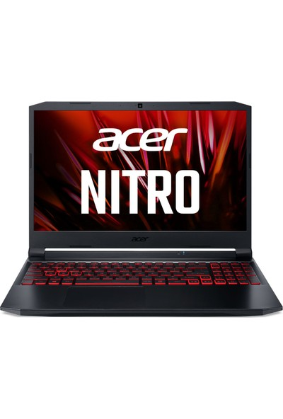 "Acer Nitro AN515-56 Intel Core i5 11300H 16GB 512GB SSD GTX 1650 Linux 15.6"" FHD Taşınabilir Bilgisayar NH.QAMEY.001"