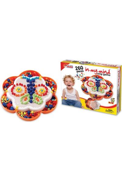 Fen Toys 01144 Mozaik Çivi Oyunu