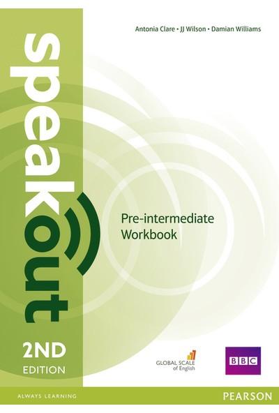 Pearson Education Yayıncılık Speakout Pre-Intermadiate 2nd Edition Student's Book & Workbook With DVD Myenglishlab