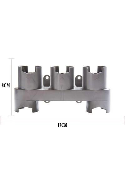 Dyson Süpürge Duvar Aparatı Dyson V7 V8 V10 V11 Uyumludur.