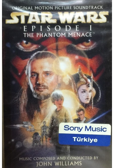 Star Wars Episode 1 - The Phantom Menace ( Kaset )