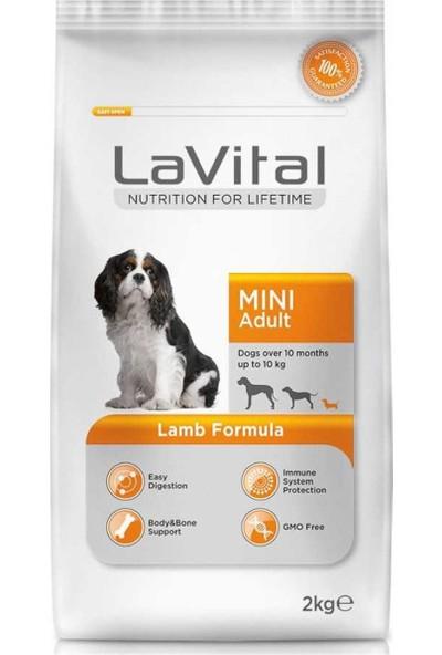 La Vital Kuzulu Mini Yetişkin Köpek Maması 2 kg 3'lü Set Idili