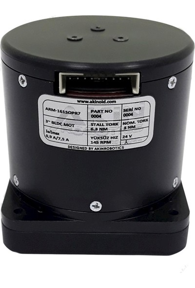 Akıllı Aktüatör ARM-1615OPR7