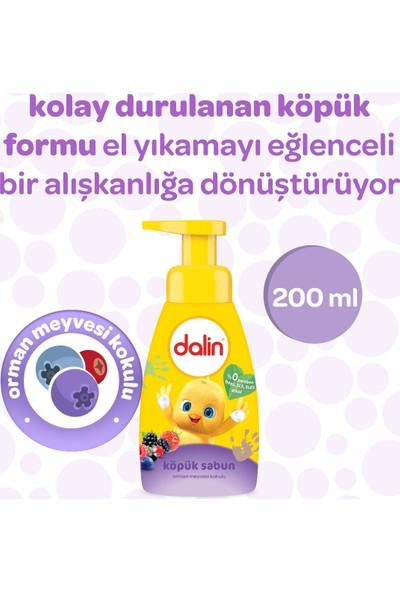 Dalin Köpük Sabun Orman Meyveli 200 ml