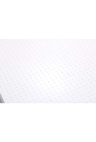 Alex Schoeller Dot Grid Noktalı 90 gr A4 Spiralli Resim Blok Alx.92