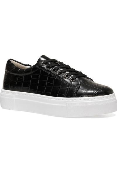 Nine West Andy 1fx Siyah Kadın Havuz Taban Sneaker