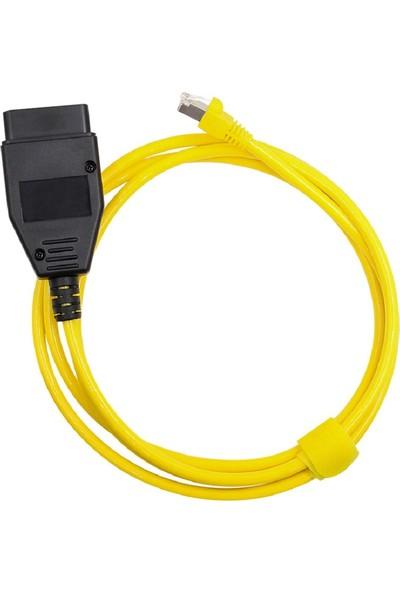 E-Sys Bmw Esys Icom Obd2 Gizli Özellik Açma Cihazı Enet Kablo F Serisi