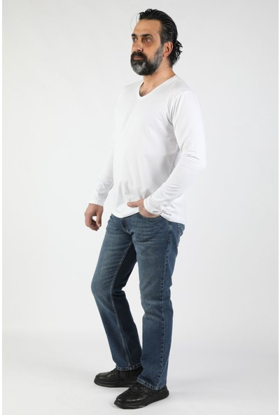 Balins Erkek Kot Pantolon Koyu Mavi