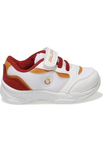 Olera Gs Beyaz Erkek Çocuk Yürüyüş Ayakkabısı