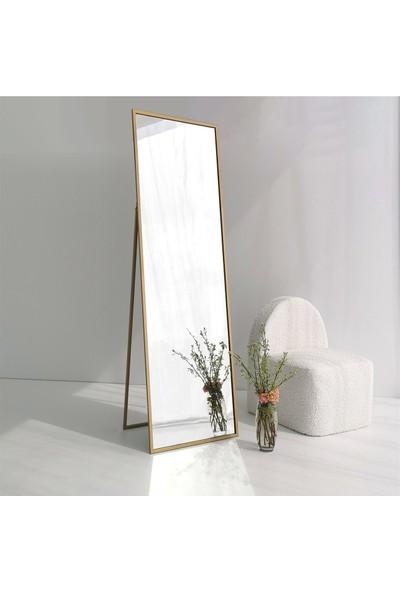 Neostill Cool Ayna Gold Metal 170 x 50 cm