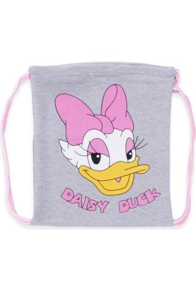 Daisy Duck Kız Çocuk Fuşya Mevsimlik Eşofman Takımı
