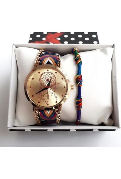 Geneva CHBK169 Kadın Kol Saati Seti