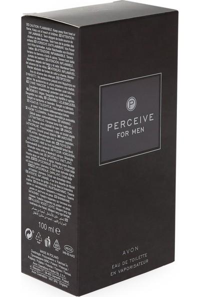 Avon Perceive EDT 100 ml Erkek Parfüm