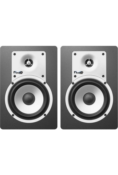 "Fluid Audio C5 Bt 5"" Bluetooth Referans Stüdyo Monitörü (Çift)"