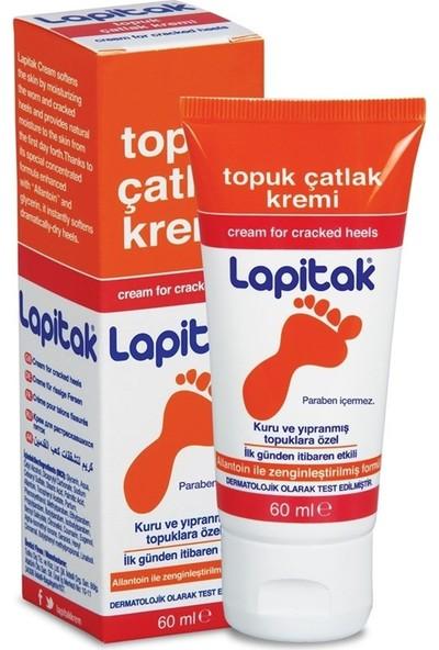 Lapitak Topuk Çatlak Kremi 60 ml