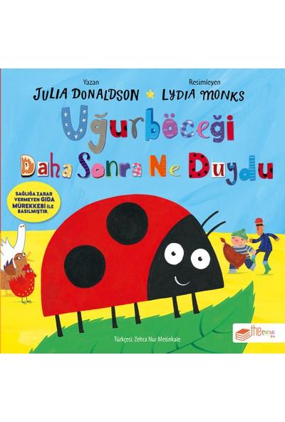 Uğurböceği Daha Sonra Ne Duydu - Julia Donaldson