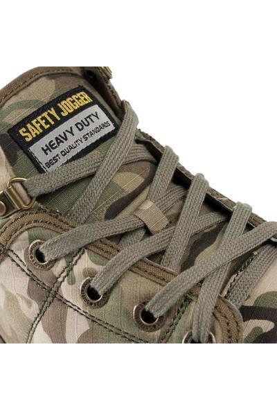 Safety Jogger Desert Multi S1P Src Iş Güvenlik Ayakkabısı 40