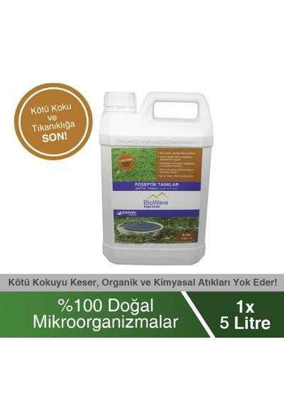 Global Water Solutions Biowave Foseptik Tanklar Koku ve Atık Giderici - 5 lt