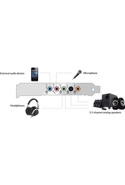 Creative Sound Blaster Audigy Fx Pcıe 5.1 Ses Kartı